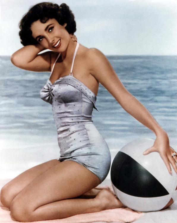 Элизабет Тейлор, 1951
