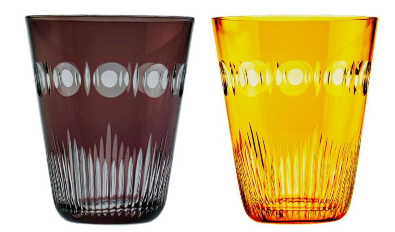 Стеклянные стаканы, Theresienthal