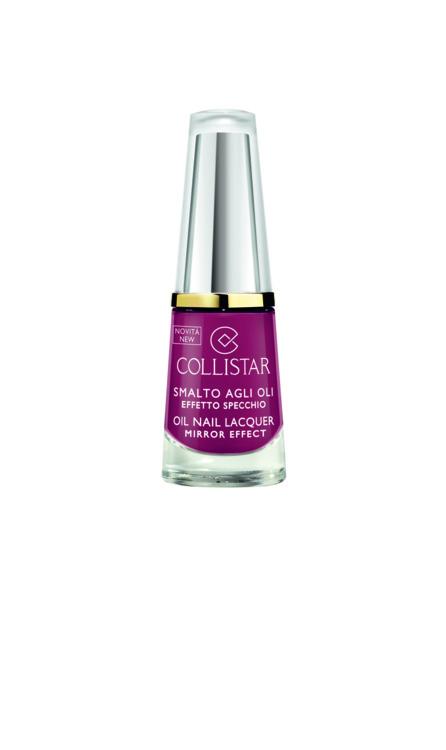 Лак для ногтей с зеркальным эффектом Oil Nail Lacquer №321, Collistar