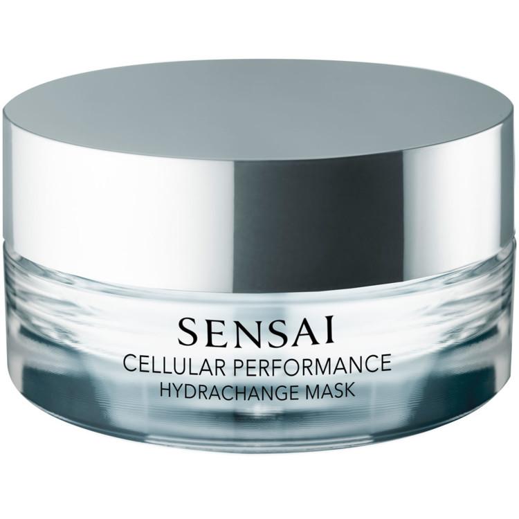 Увлажняющая крем-маска с антивозрастным эффектом Cellular Performance Hydrachange Mask, Sensai