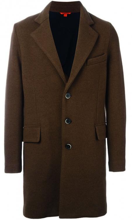 Шерстяное пальто, BARENA
