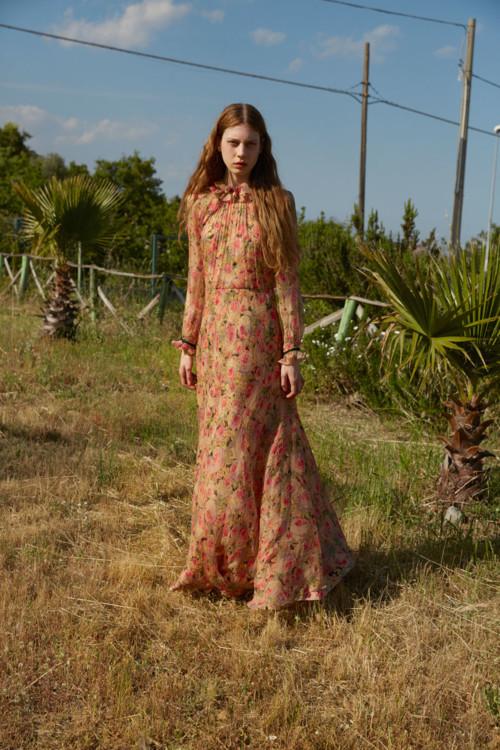Шелковое платье, Vilshenko