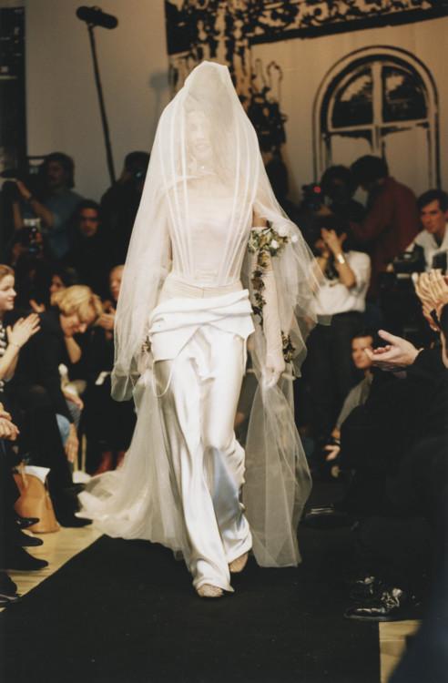Jean-Paul Gaultier Haute-Couture весна-лето 1997
