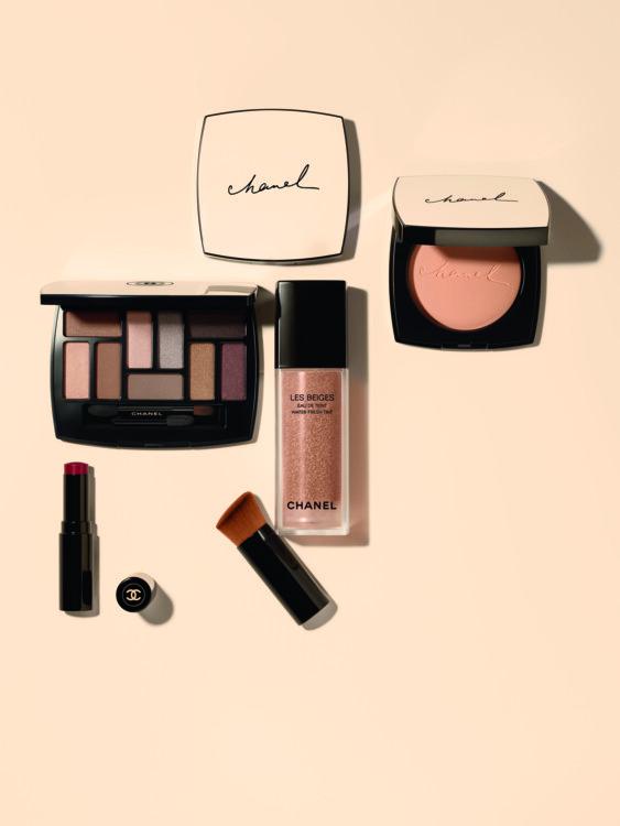 Коллекция макияжа Les Beiges, Chanel