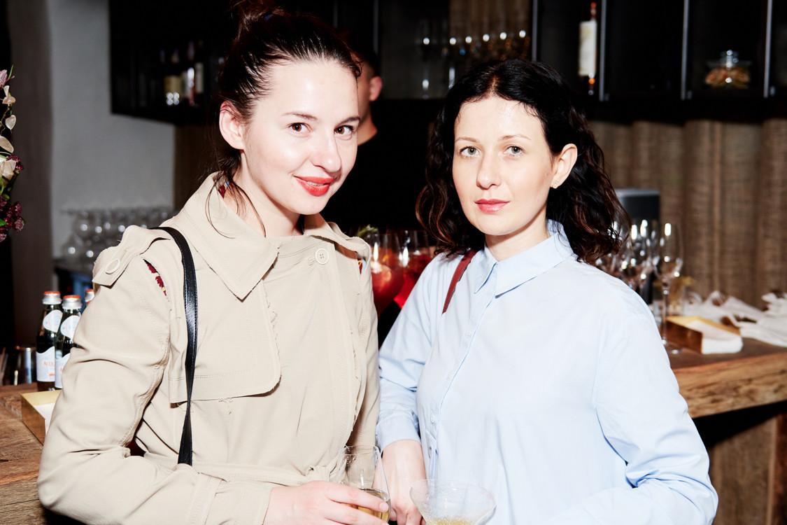 Виолетта Федорова и Светлана Рощук