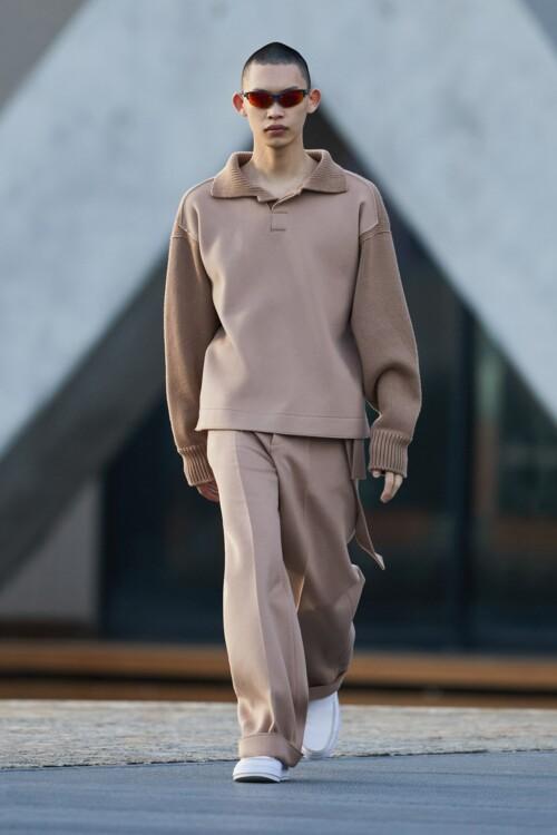 Ermenegildo Zegna Menswear осінь-зима 2021/2022
