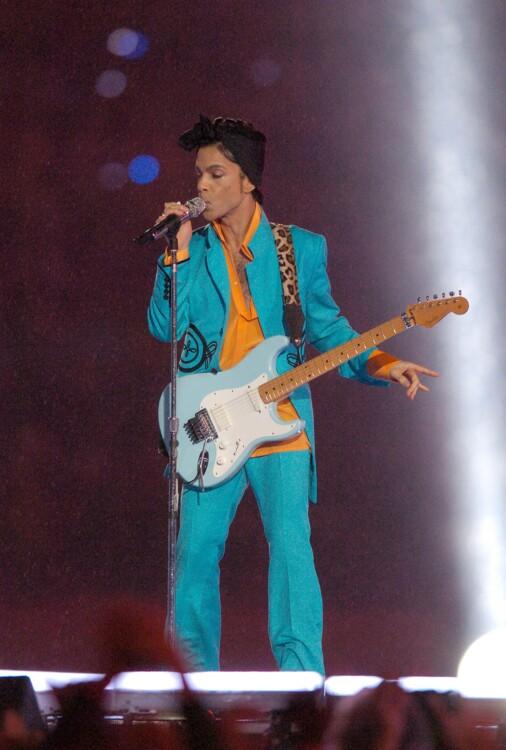 Принс, 2007