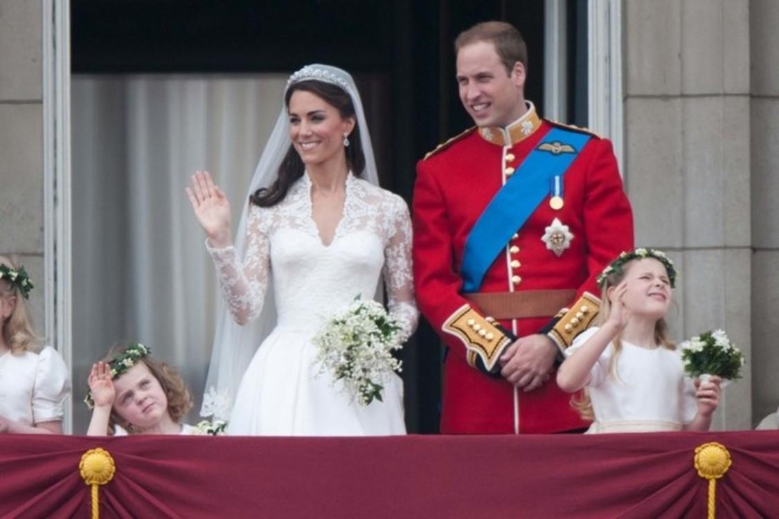 Кейт Міддлтон і принц Вільям, 29 квітня 2011