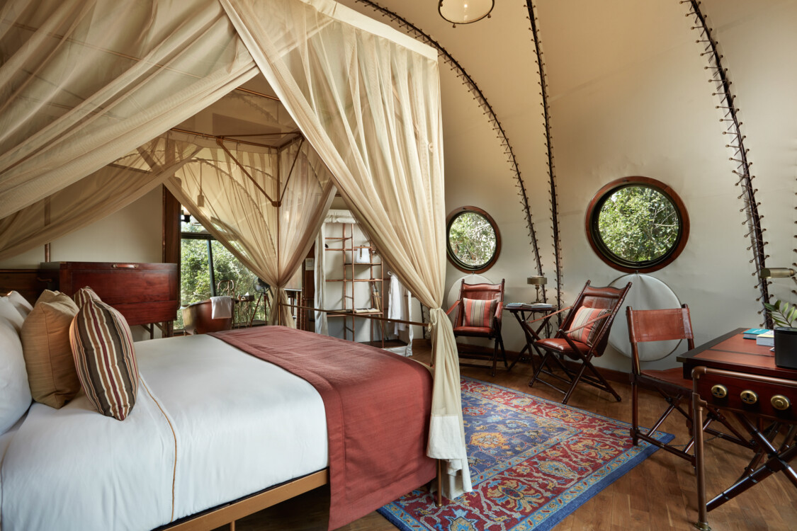 Кемпинг Wild Coast Tented Lodge