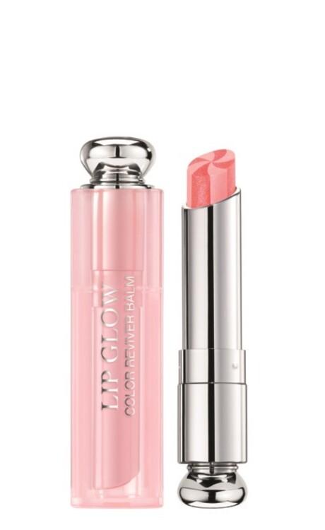 Двоколірний бальзам для губ Lip Glow To The Max, Dior