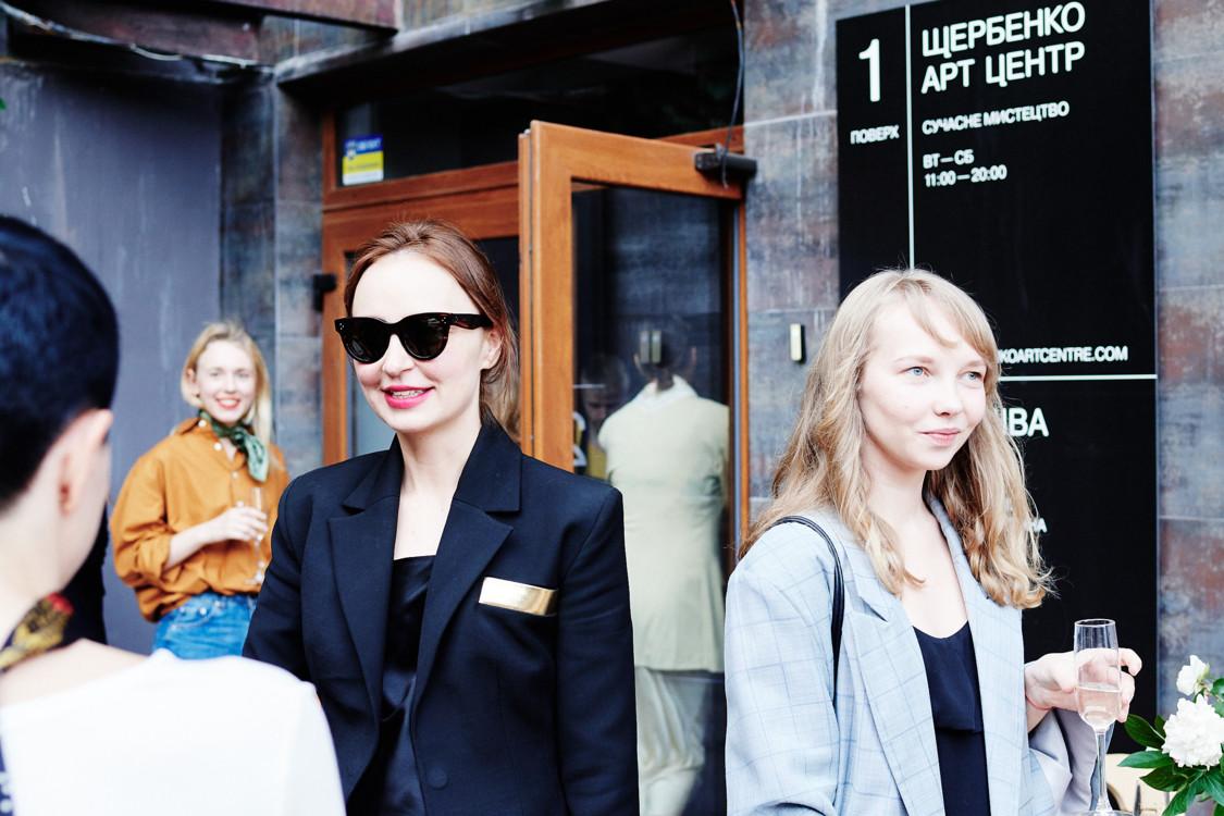 Анастасия Рябоконь и Виктория Семерей