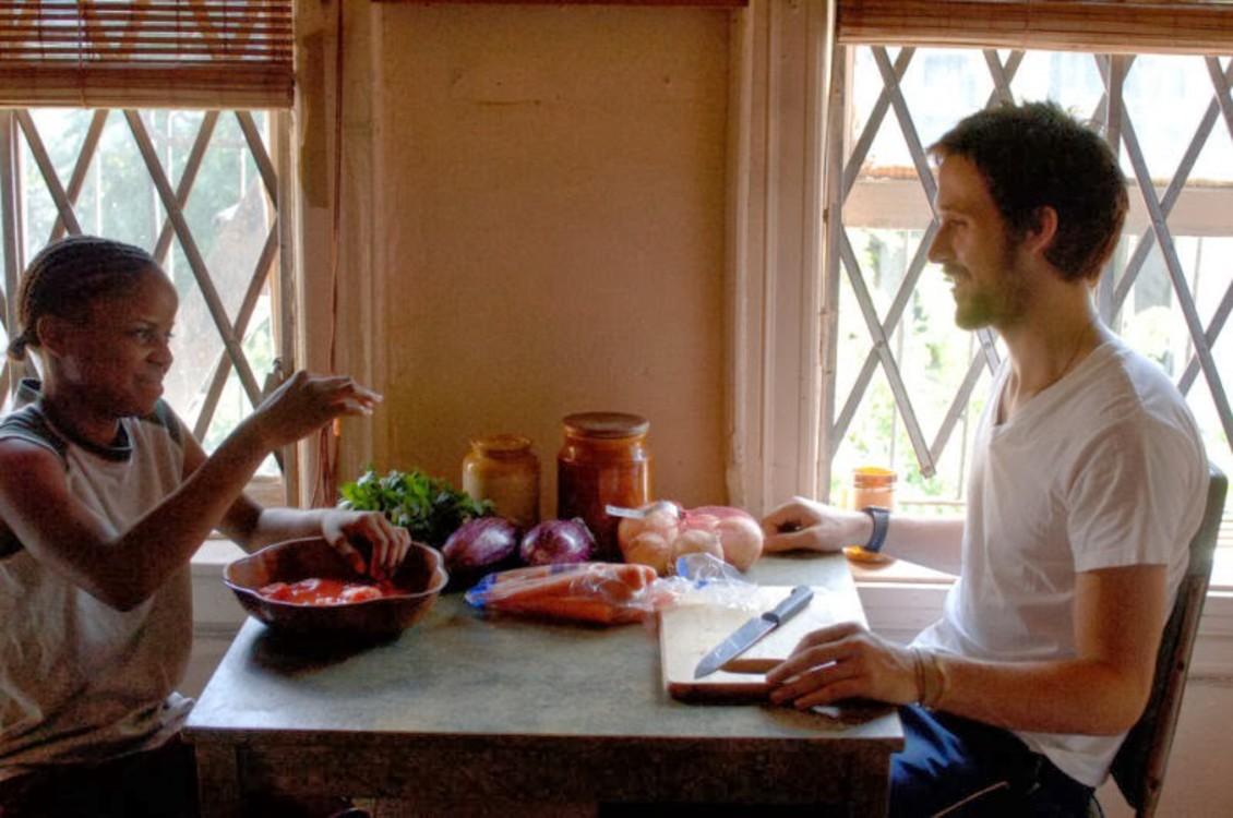 """Кадр з фільму """"Напів-Нельсон"""", 2006"""