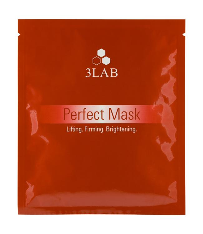 Набор подтягивающих масок для лица с эффектом осветления кожи Perfect Mask, 3Lab