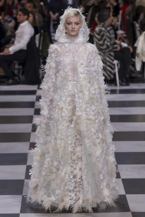 Christian Dior Haute Couture, весна-лето 2018