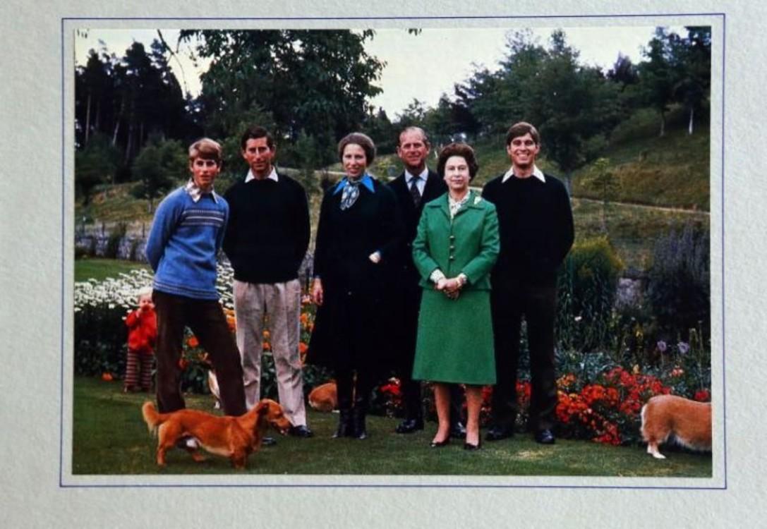 Британская королевская семья, 1979