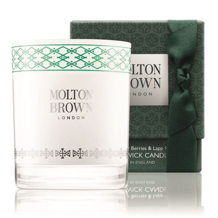 свеча Molton Brown, Juniper Berries & Lapp