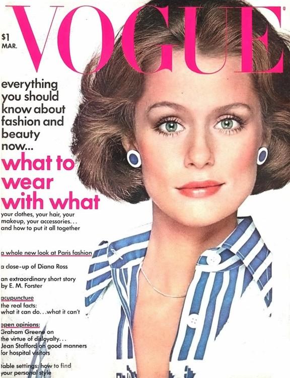 Vogue US,март 1973