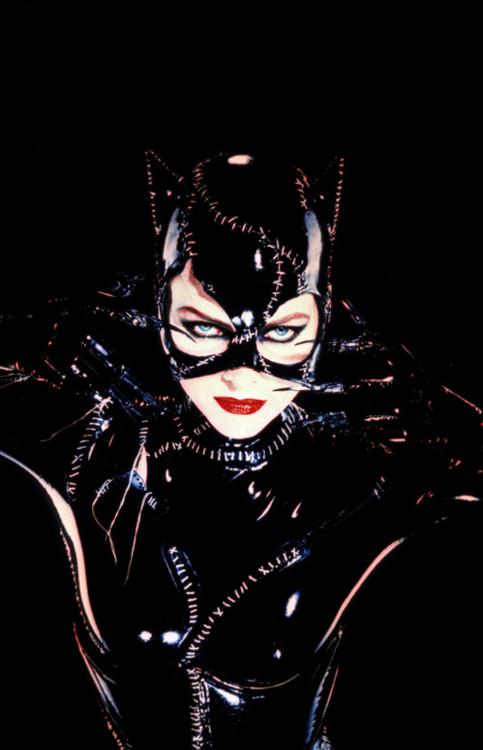 Женщина-кошка из «Бэтмен возвращается» Тима Бертона