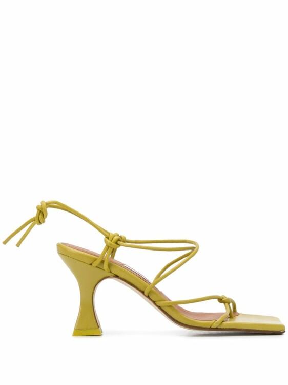 Вьетнамки на каблуках модный тренд 2020 фото