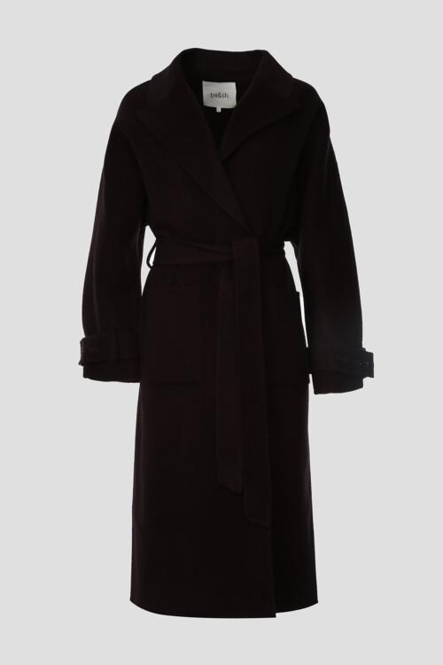 Шерстяное пальто, Ba&Sh