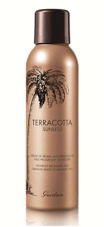 Бронзувальна димка Terracotta Sunless, Guerlain