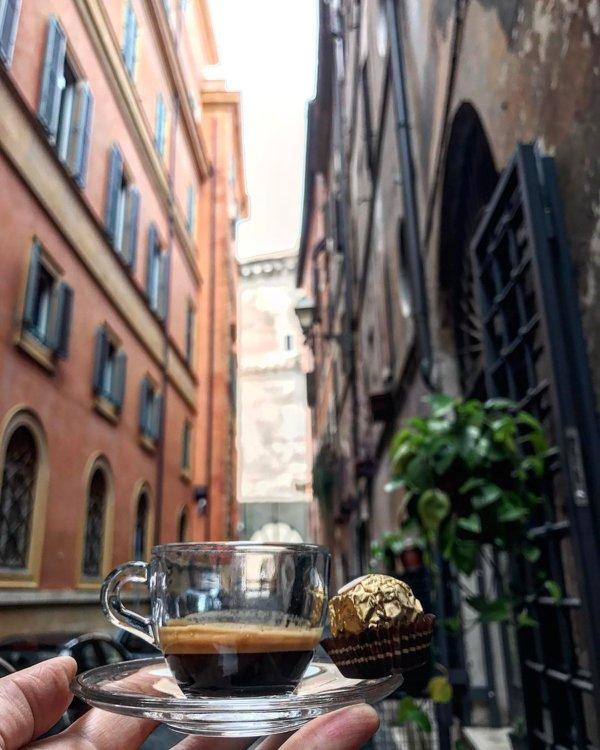 Рим, Италия @taty_tanya