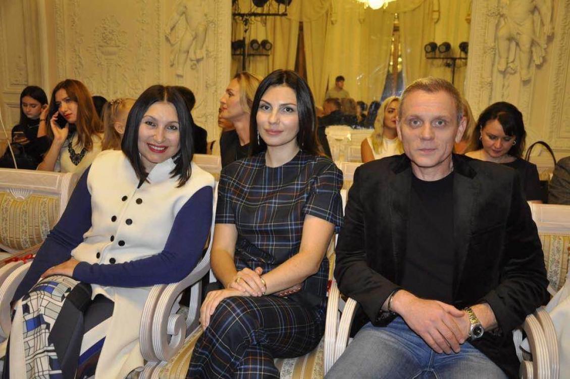 Инаа Силантьева (слева) и Юрий Сугак (справа)