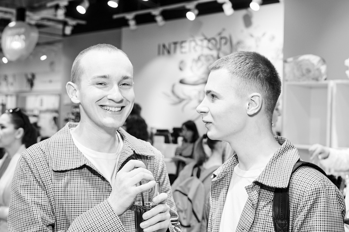 Антон Якшин и Дима Чаюн