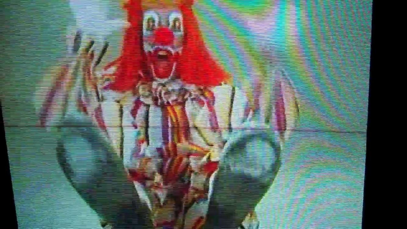 """Clown Torture"", 1987"
