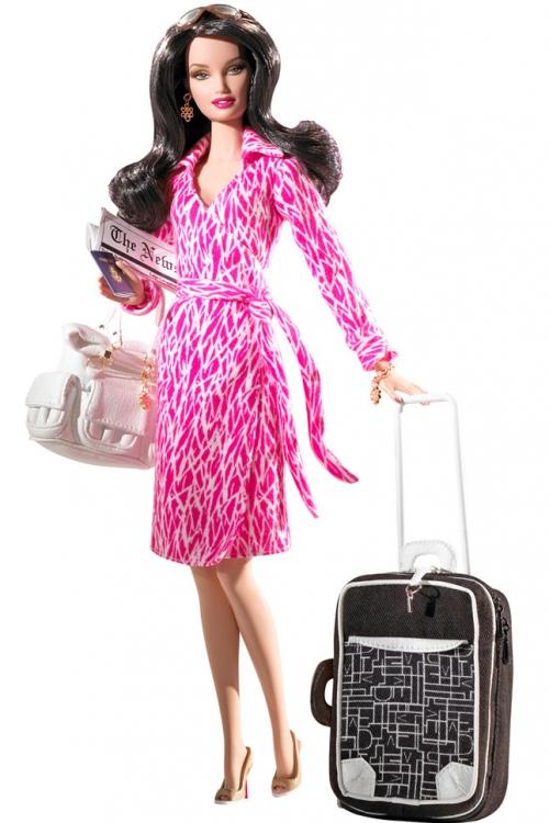 Барби в Diane von Furstenberg