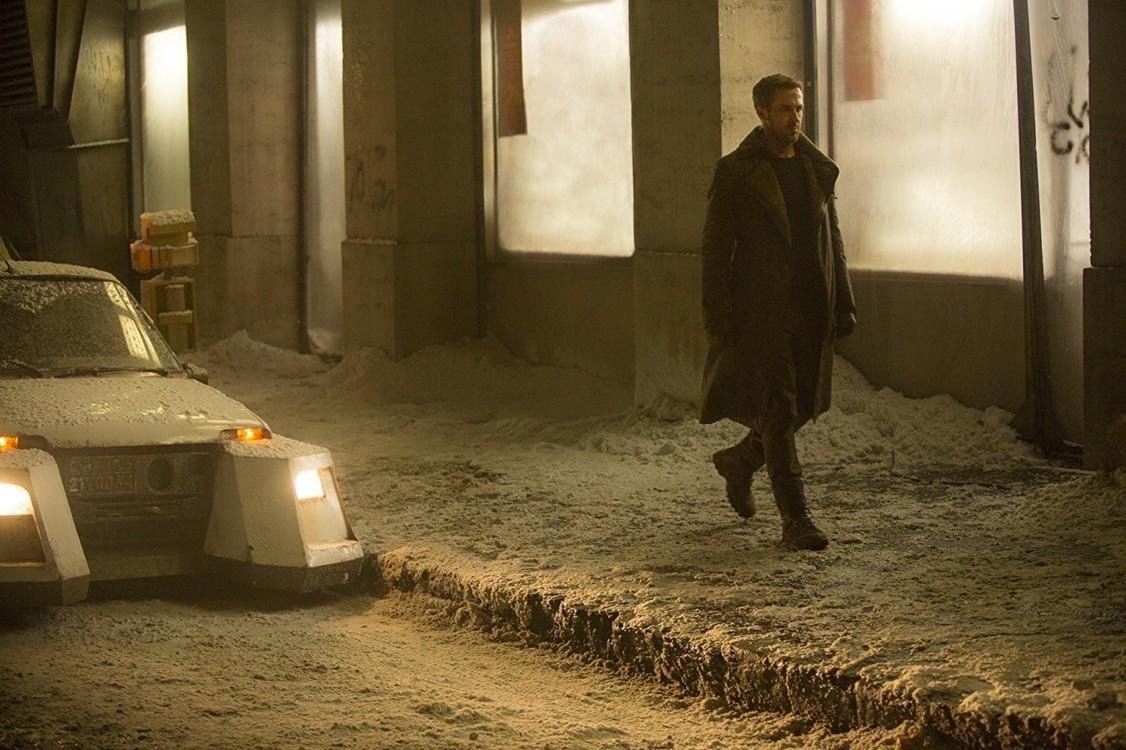 """Раян Гослінг у фільмі """"Той, що біжить по лезу 2049"""", 2017"""