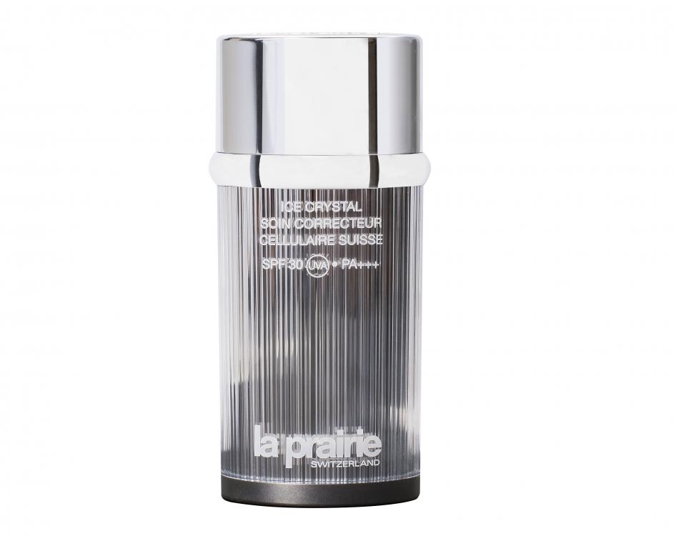 Солнцезащитное тональное антивозрастное средство Cellular Swiss Ice Crystal Transforming Cream SPF 30, PA+++, № 20 Nude, LA PRAIRIE