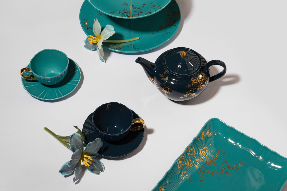 Посуда Lenox, коллекция Sprig&Vine