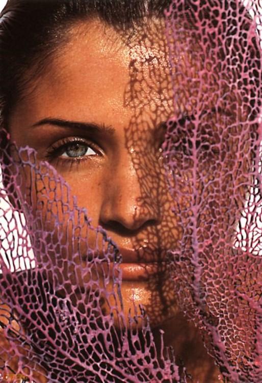 Хелена Кристенсен для Pirelli, 1994