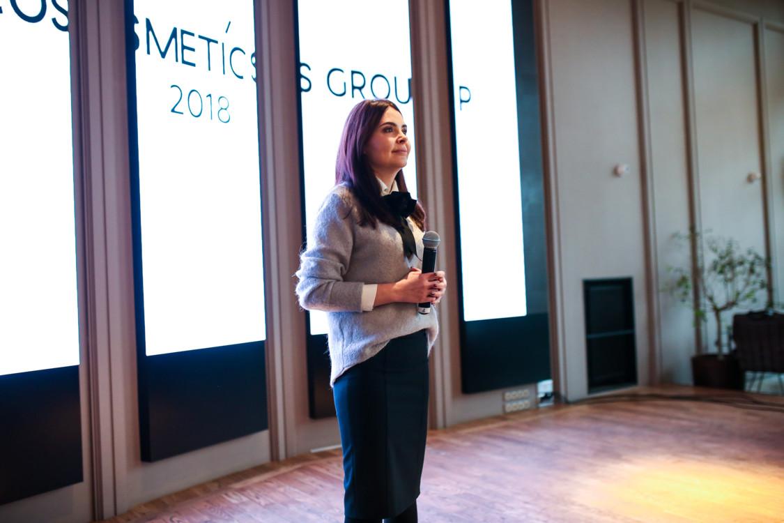 Ксения Лапина, соучредитель Top Cosmetics