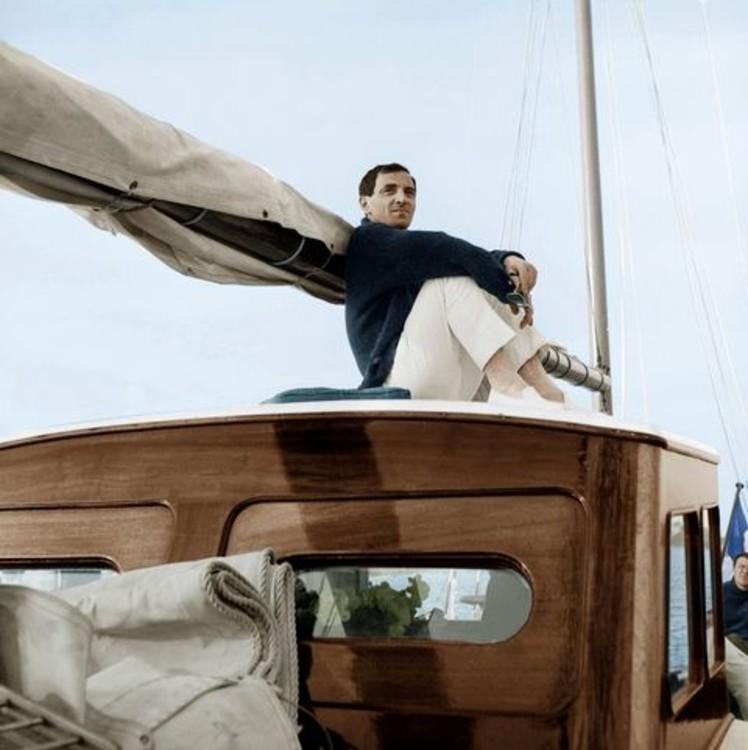 Шарль Азнавур, 1959 год