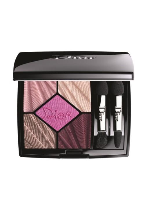 Пятицветный набор теней 5 Couleurs оттенка Flirt, Dior