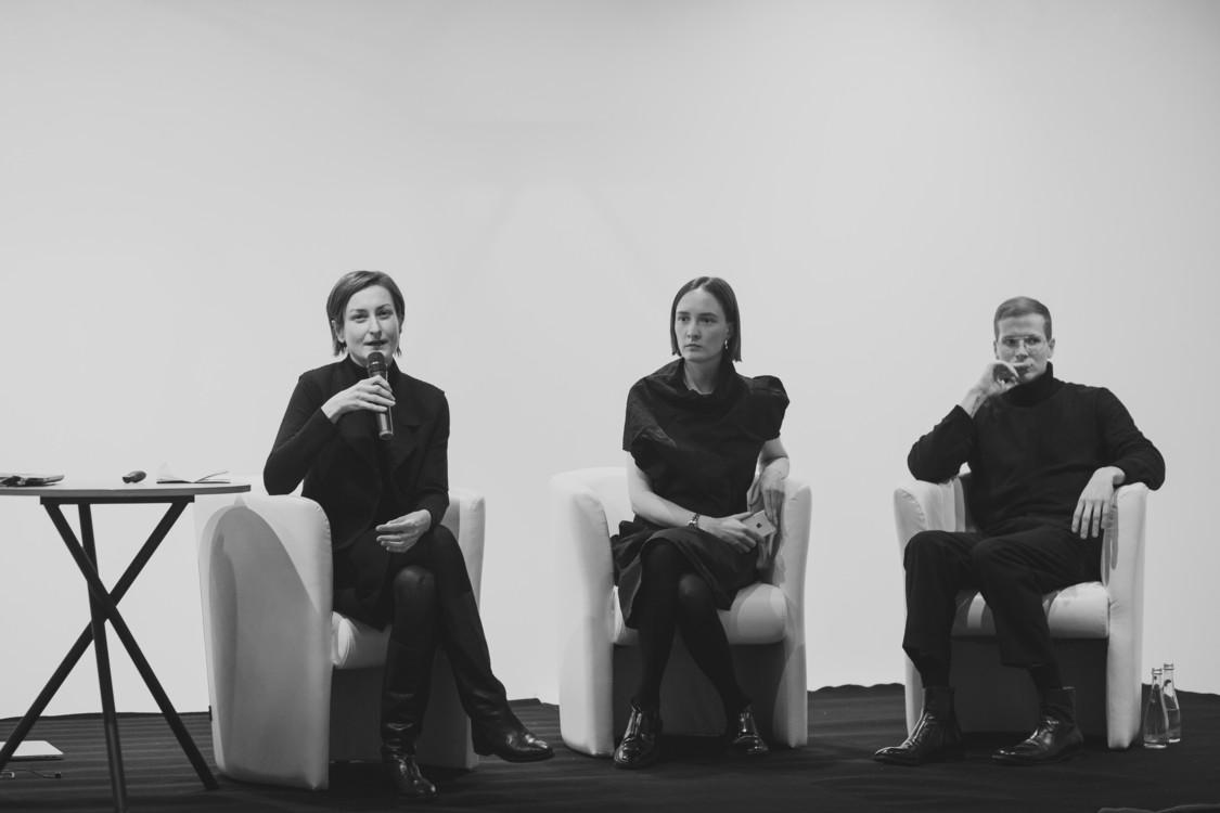 Татьяна Соловей, Ольга Сушко и Веня Брыкалин