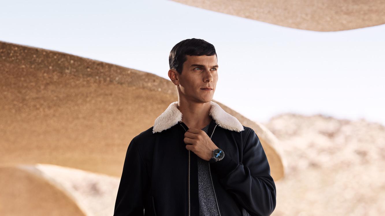 Французский дом моды Louis Vuitton представил свои первые «умные» часы