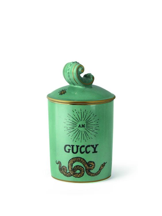 Подсвечник из новой коллекции Gucci Décor