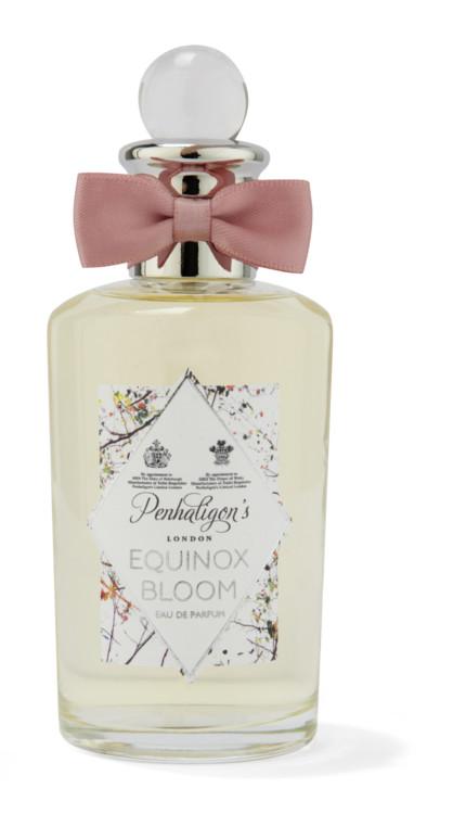 Equinox Bloom, Penhaligon's  с нотами белых цветов в лакомом обрамлении коричневого сахара и франжипани