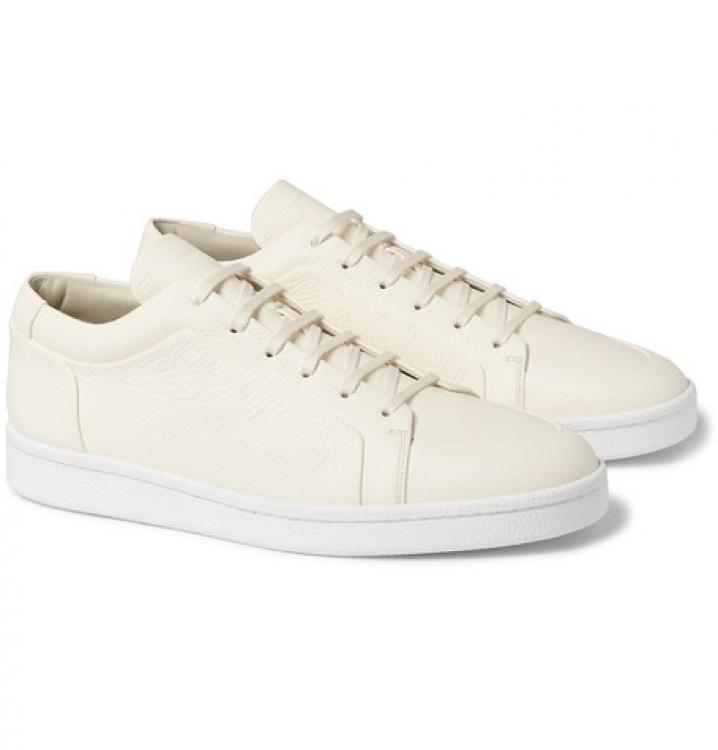 Кожаные кроссовки, BALENCIAGA