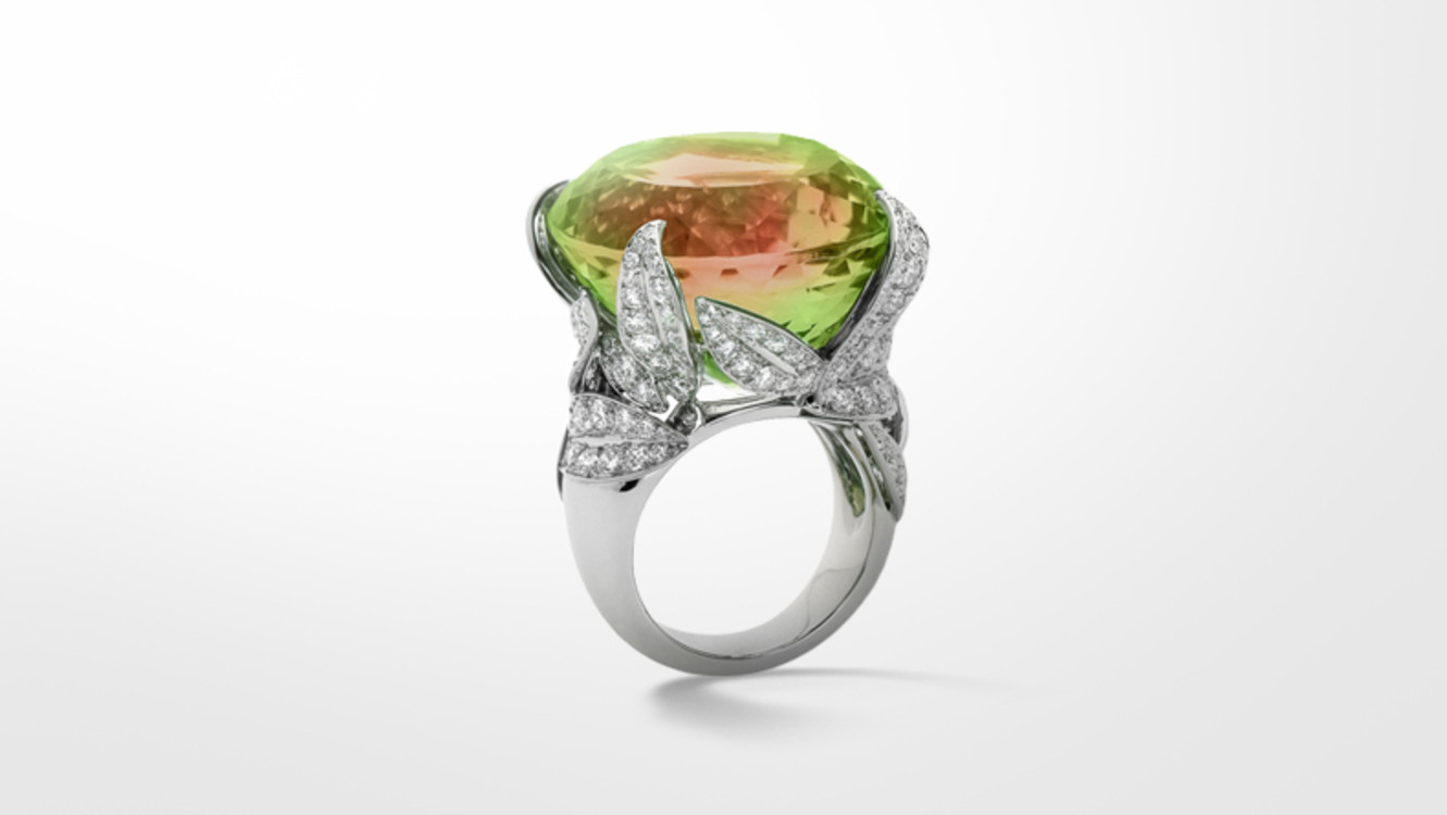 Кольцо Arbre Aux Songes ring из коллекции Midsummer Night's Dream, Van Cleef & Arpels