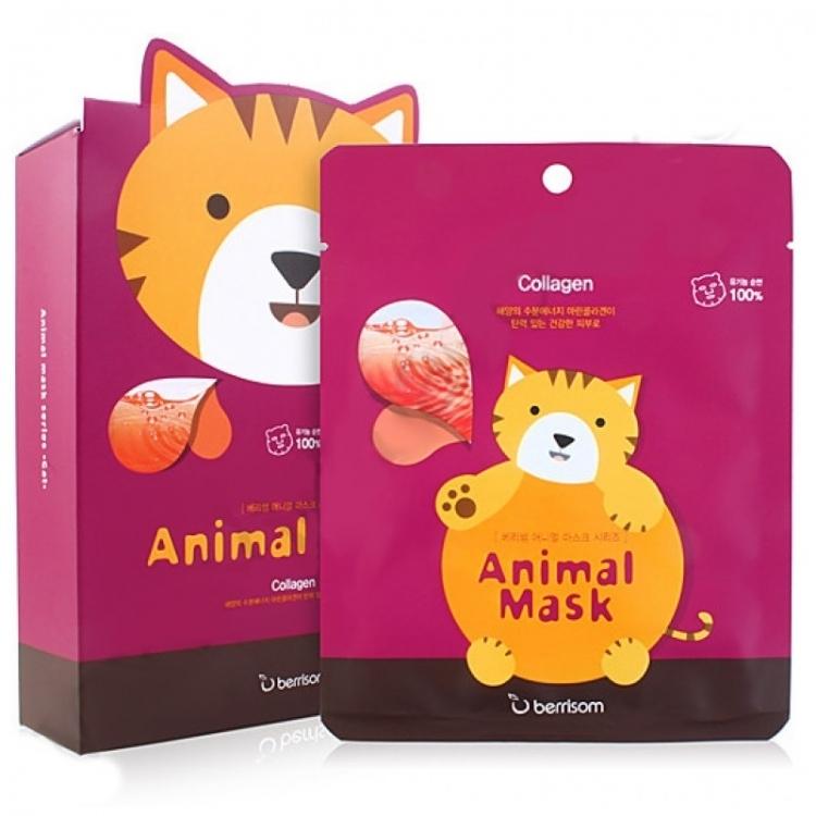 Маска для лица Berrisom Animal Mask