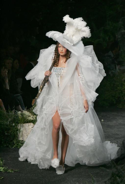 Dior Haute Couture осень-зима 2005/2006