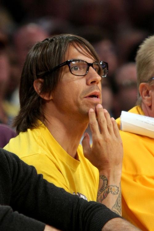 """На баскетбольном матче """"Los Angeles Lakers – Utah Jazz"""" в 2008 году"""
