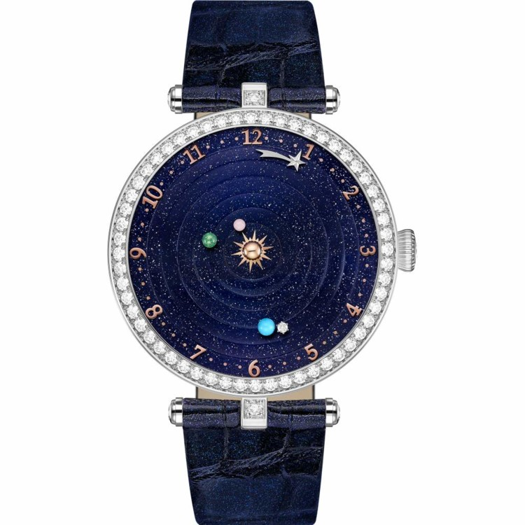 Van Cleef & Arpels Lady Arpels™ Planétarium