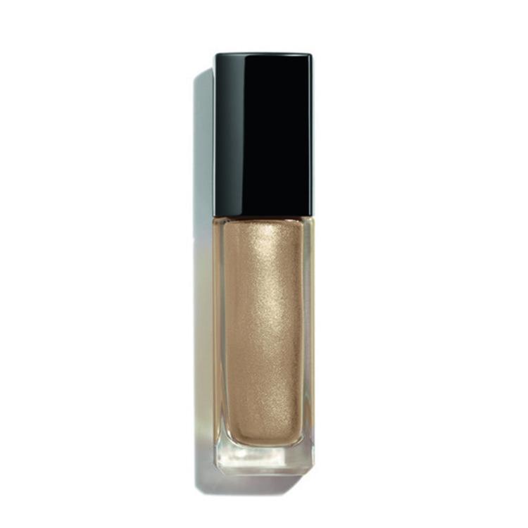 Стойкие жидкие тени для век Ombre Première Laque №39 Lamé Ivoire, Chanel, лимитированный выпуск