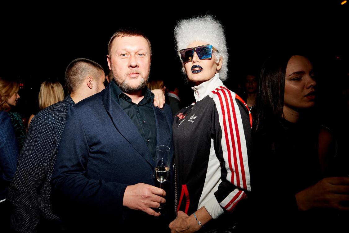 Константин Дорошенко и Светлана Вольнова