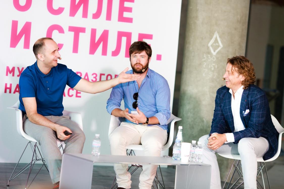 Алексей Тарасов, Владимир Задирака и Олег Рыжов